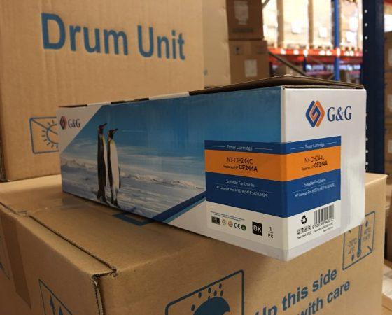 Kompatible HP 44A Toner von G&G sind verfügbar