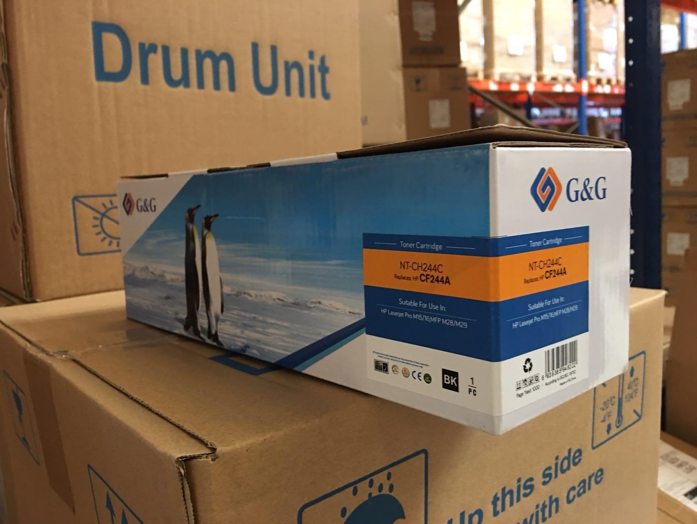Die G&G Toner kompatibel zu HP 44A sind eingetroffen
