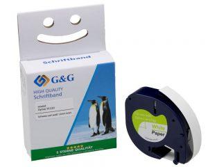 Jetzt auch Papier-Etiketten für Letratag-Geräte lieferbar