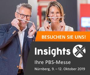 G&G Image auf der Insights X in Nürnberg
