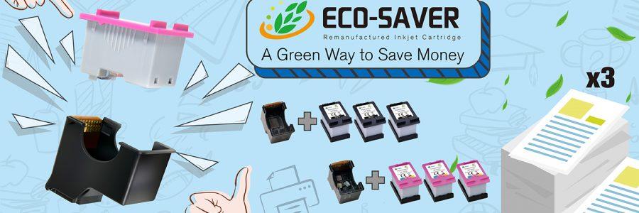 ECO-SAVER System spart Geld und ist gut für die Umwelt