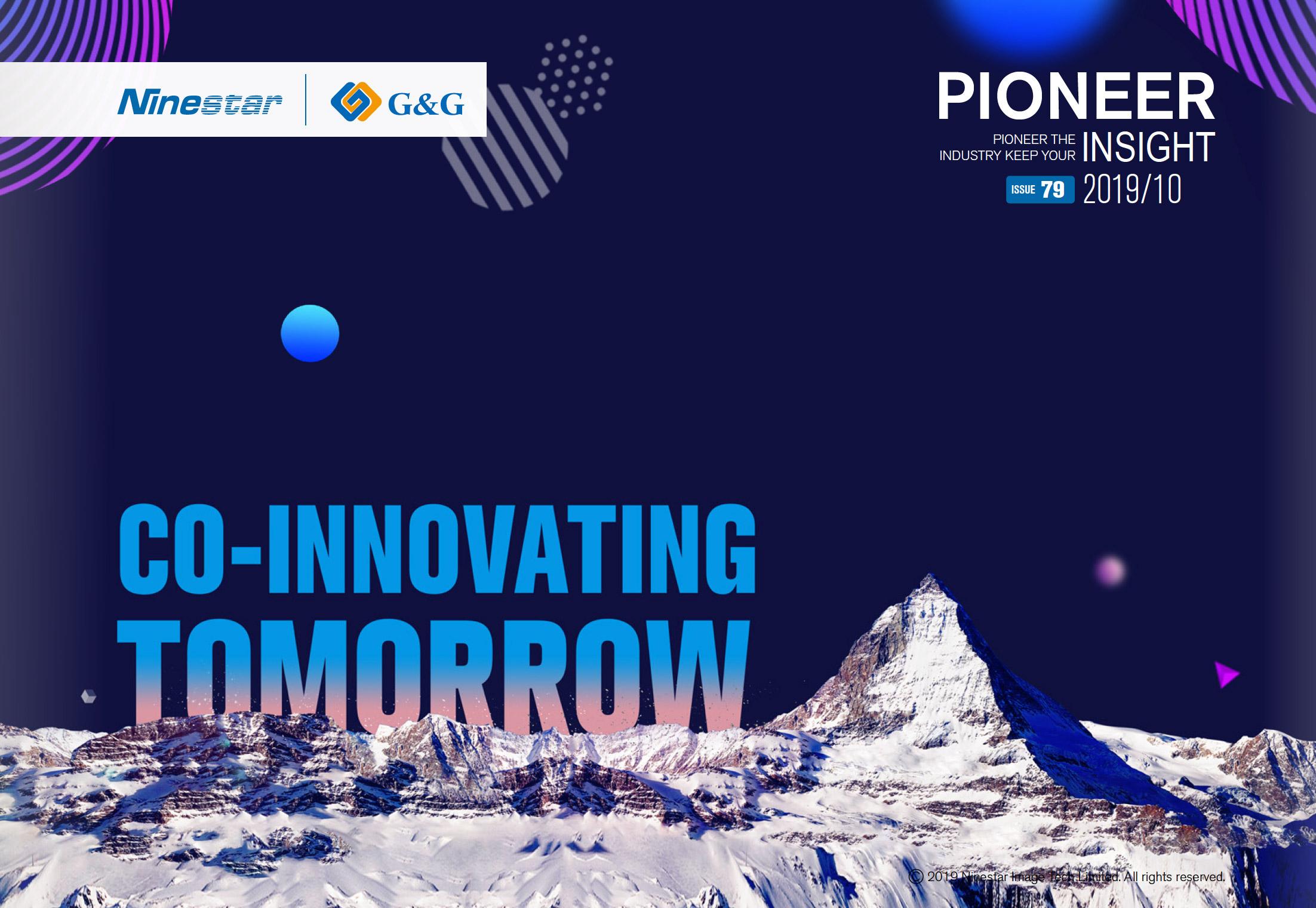Pioneer Insight das Magazin von G&G und Ninestar