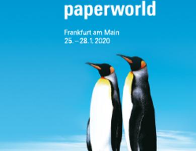 G&G auf der Paperworld 2020: Internationale Fachmesse für Papier, Bürobedarf und Schreibwaren