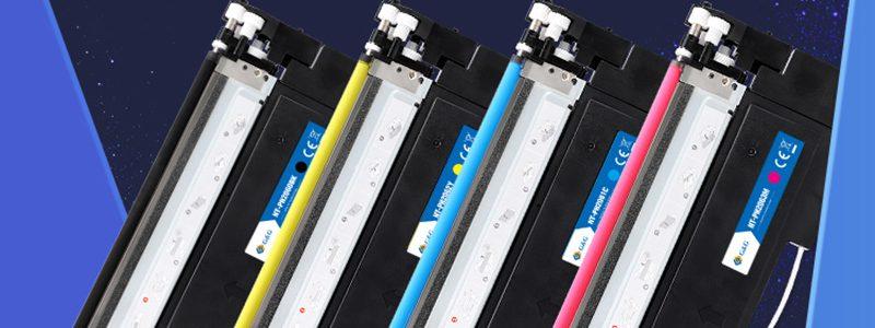Als erster auf dem Markt: Patentsichere Toner mit Chip für HP Color Laser 150 und MFP 178/179
