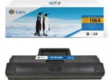 Die G&G Toner für die neuen HP Monodrucker sind da.