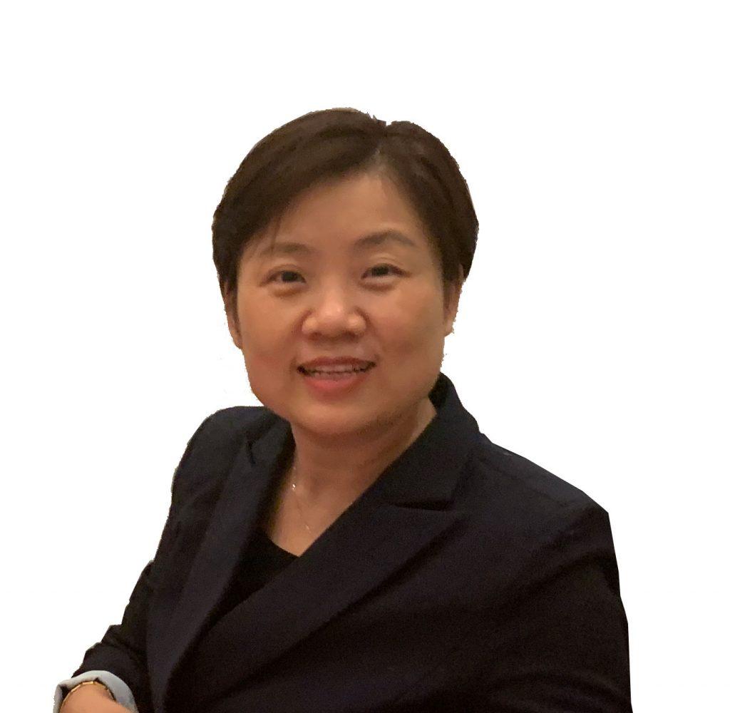 Jackie Zhang, stellvertretende Generaldirektorin von Ninestar Image