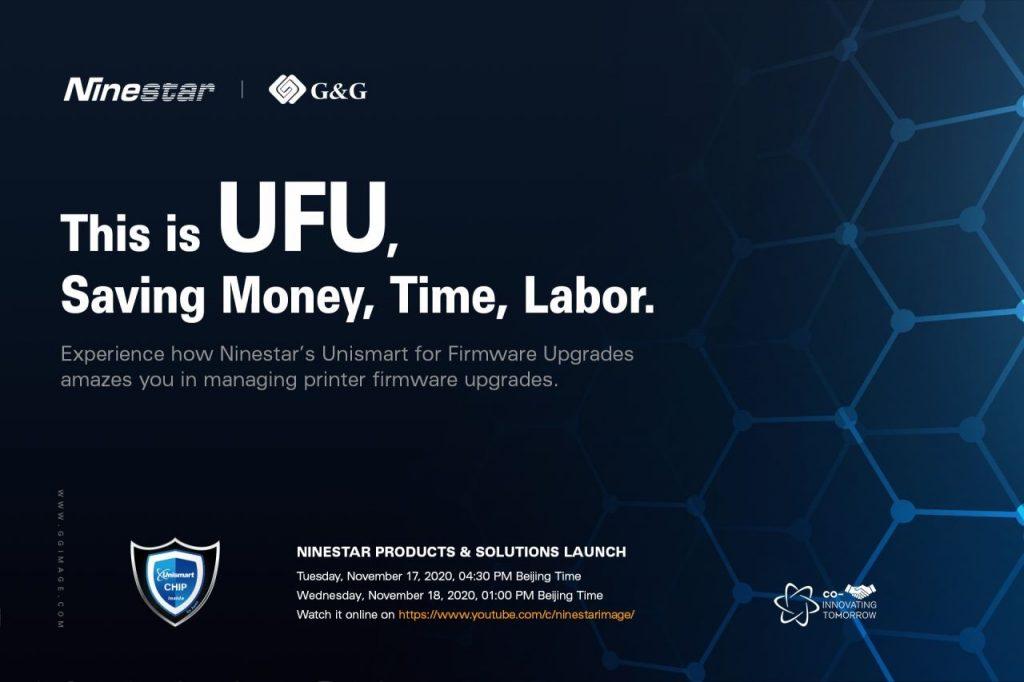 Ninestar stellt UFU vor