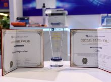 G&G erhält den Global Brand Award