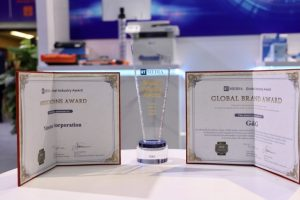 G&G erhält den Global Brand Award