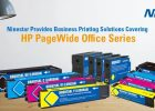 Ninestar Tinten für HP Business Tintendrucker